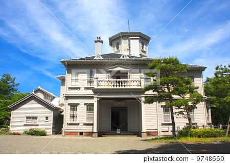建筑 西式房子 西式建筑
