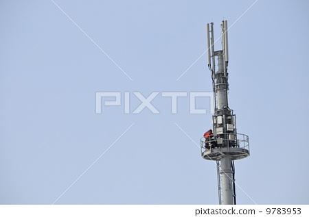 天线杆 天线 无线电塔