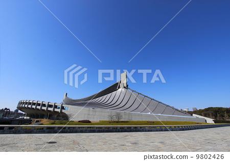 国立代代木体育馆 体育场 健身房