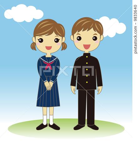 学生 制服 校服