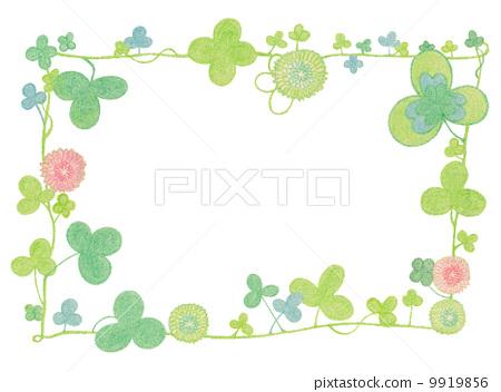 插图 背景_小物 小物 框架 框架 框架 帧 边框  *pixta限定素材仅在