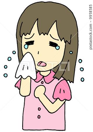 眼泪 人类图片