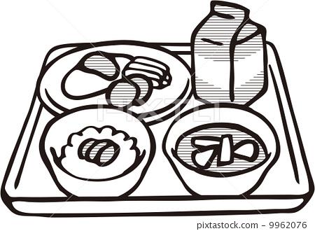关于牛奶简笔画