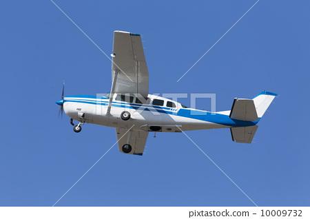 螺旋桨飞机 飞机 小型飞机