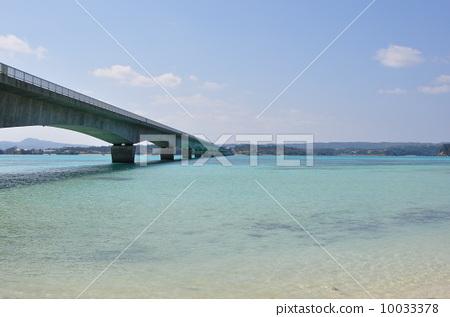 古宇利岛 桥梁 冲绳县
