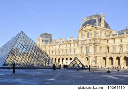 建筑 建设 卢浮宫博物馆