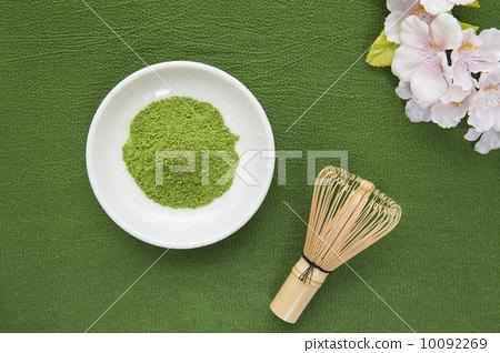 照片素材(图片): 抹茶