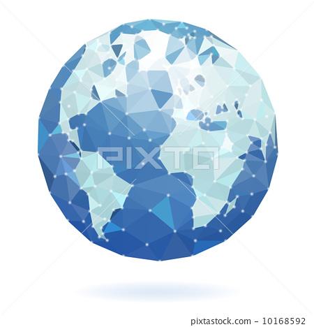 地球仪 图标