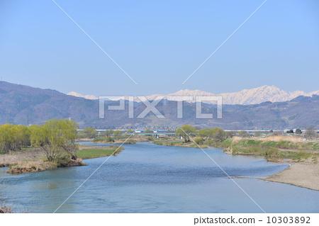 河 照片 信浓川 千曲川 河 首页 照片 风景_自然 河_池塘 河 信浓川