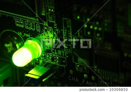 基板led灯 电脑线路板