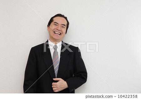 成熟男人 男人-图库照片