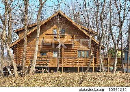 木房 木制结构房屋