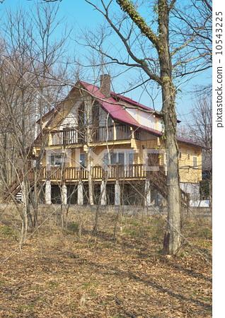 木房 木制结构房屋 木屋