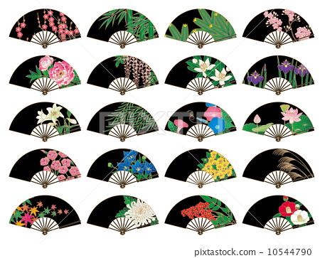 花朵 日本风格 日本