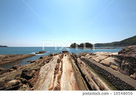 唐山龙岛俯视图