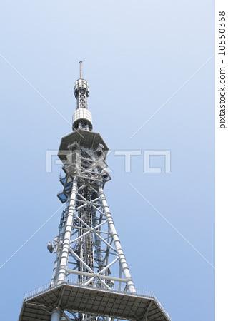 无线电塔 电视塔 天线杆