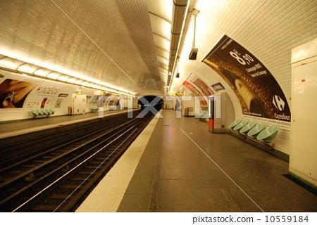 首页 照片 世界风景 法国 巴黎 地下铁路 地铁 巴黎  *pixta限定素材