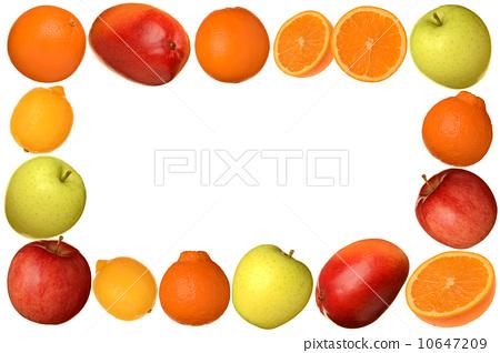 水果茶矢量_矢量图水果盘
