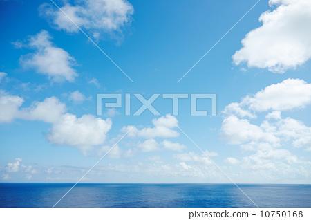 图库照片: 风景 云彩 云