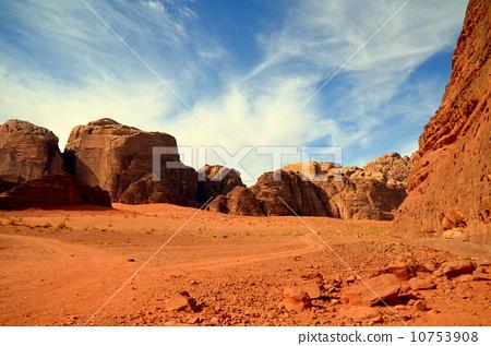 月亮峡谷 沙漠 场景