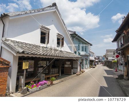 图库照片: 市容 街道(店铺和房屋) 历史遗产