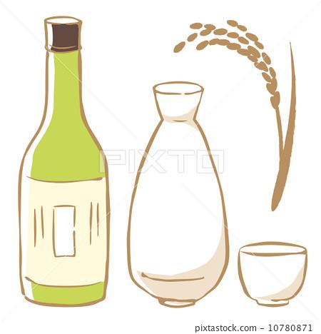 清酒 稻米 描述