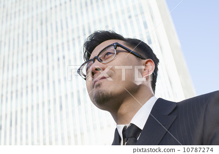 照片素材(图片): 商务人士 肖像 买卖