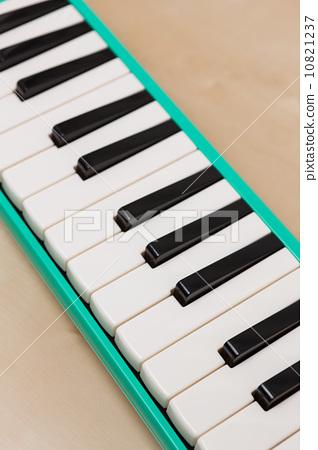 口风琴 吹笛 键盘