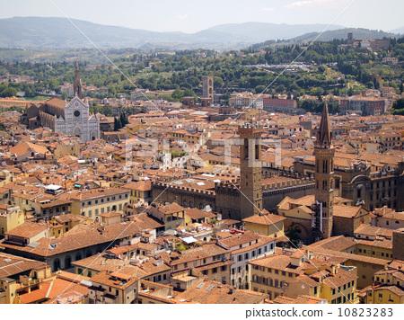 佛罗伦萨 中世纪时期 欧洲