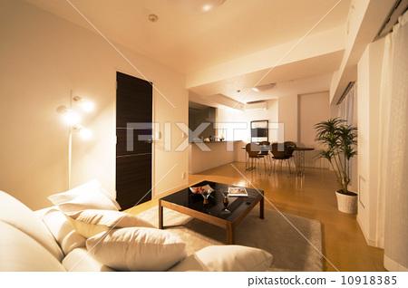 室内装饰 内部 房屋