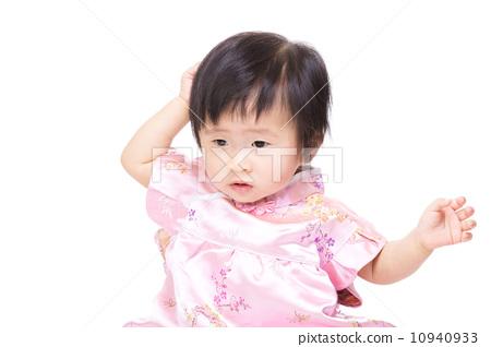 女婴儿理什么头发好看