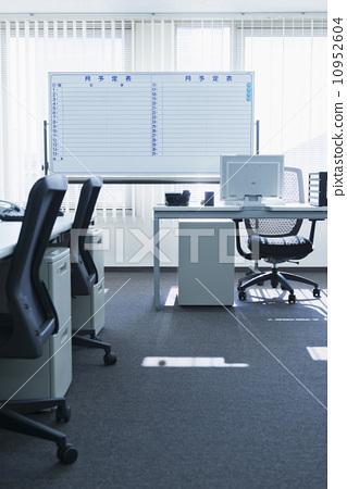 办公室 办公室内部 白板