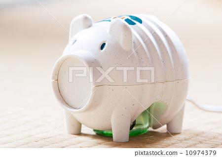 塑料瓶手工制作大全存钱猪