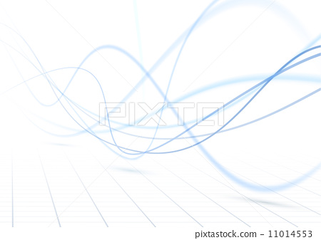 点线背景矢量图