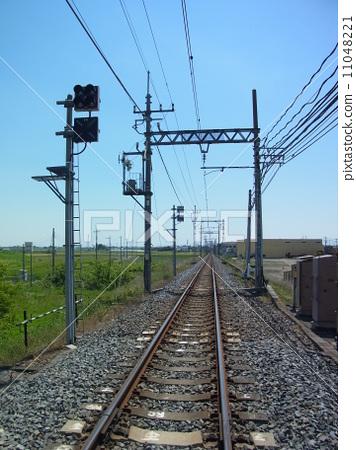 踪迹 足迹 首页 照片 交通工具_交通 交通设施_建筑 铁路 单线铁路 踪