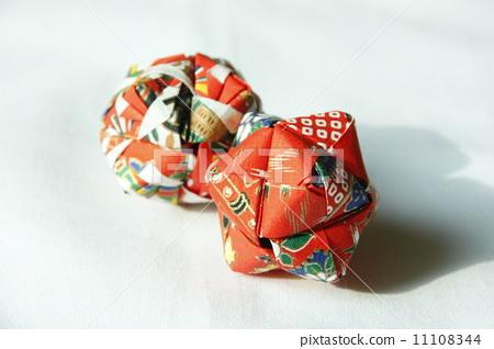 日本纸 多面体 折纸-图片素材 [11108344] - pixta