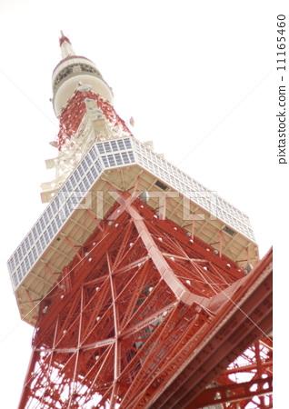 东京塔 无线电塔