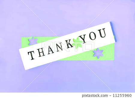 贺卡 表达感谢 词语