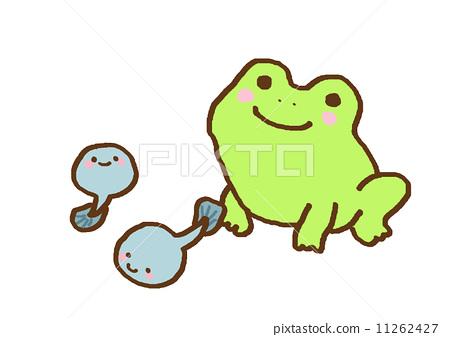 蝌蚪头饰卡纸制作方法