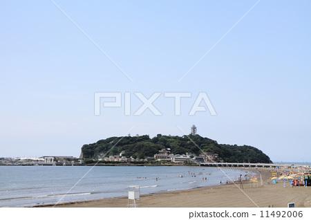 江の岛海岸东浜海水浴场 11492006