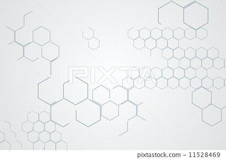 手绘化学小图案