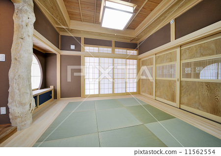 和室榻榻米房间设计