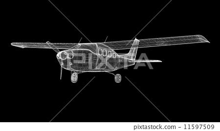 直升机螺旋桨设计图谱分享展示