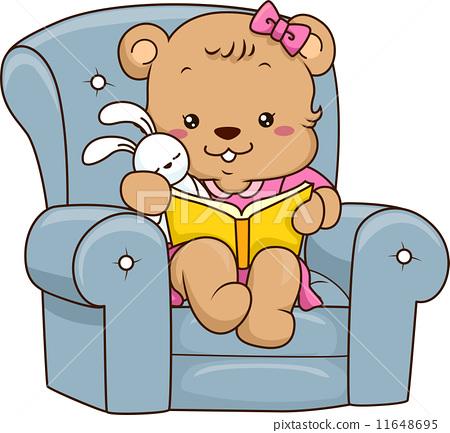 storybook bear