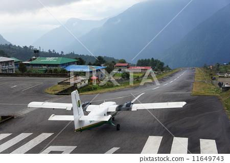 飞机 跑道 斜坡