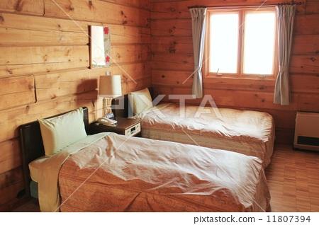 农村木房房间装修