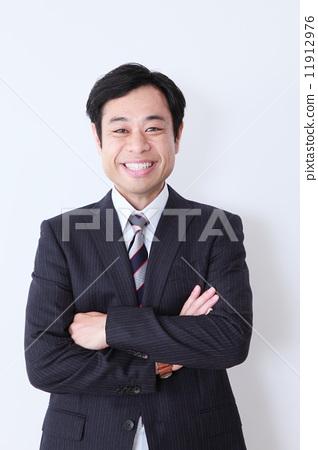 成熟男人-图库照片