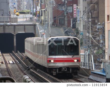 照片 东京地下铁 地下铁路 地铁  pixta限定素材      东京地下铁