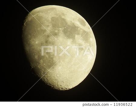 月亮 夜晚 夜景