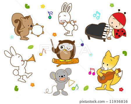 动物 演唱会 孩子